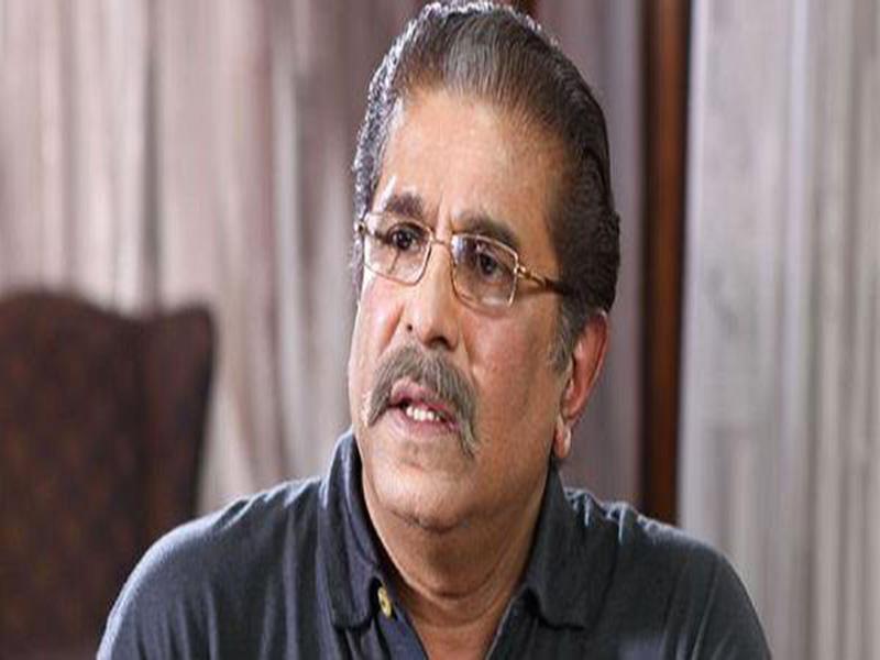 മലയാള സിനിമയിലെ നിറസാന്നിധ്യം ക്യാപ്റ്റൻ രാജു അന്തരിച്ചു :